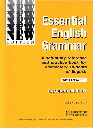 Raymond Murphy - English Grammar In Use (SB) - Elementary | checked
