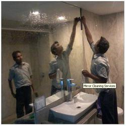 Mirror Cleaning Services