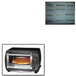Electric Terminals for Oven