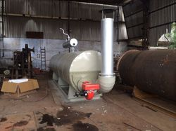 Indirect Oil Heater