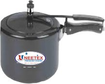 1.5 Ltr Hard Anodized Pressure Cooker