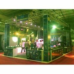 Trade Show Displays Square Truss