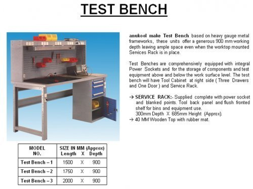 Miraculous Our Product Test Bench Wholesaler From Ahmedabad Short Links Chair Design For Home Short Linksinfo