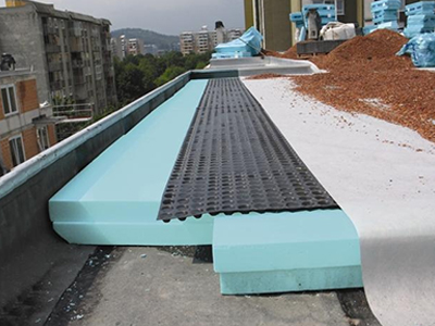 Roof Heat Insulation Work Saini Water Seal Private