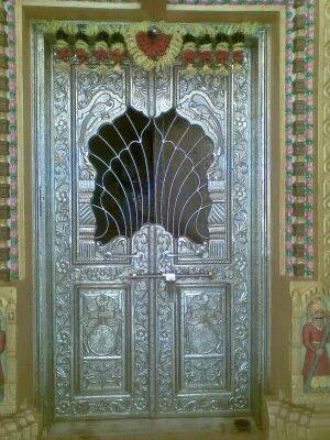 Mandir Door & Rath u0026 Paduka Manufacturer from Pune