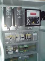 AHU with BMS Control Panel
