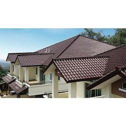 pitched roof tile