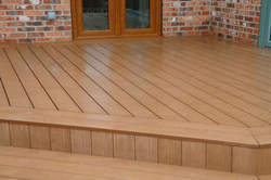 Wood Plastic Composite Sheet - WPC sheet Suppliers, Traders ...