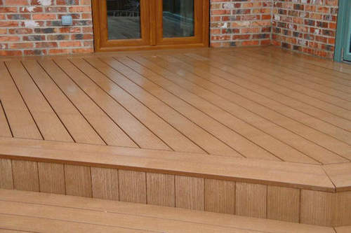 Wood Plastic Composite Sheet View Specifications
