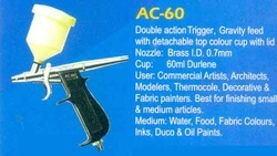 Spray Gun Artmaster Mini AC-60