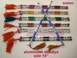 Aluminum Dandiya