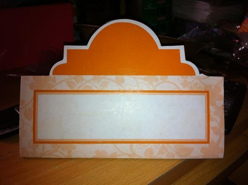plain paper name plate view specifications details of name