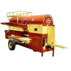 high capacity multi crop thresher