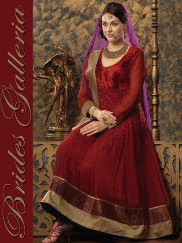 a50ad89c82 Bridal Punjabi Suit, Sarees, Lehenga And Salwar Suits   Royal Touch ...
