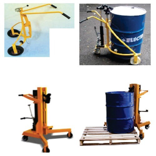 Material Handling Equipments - Drum and Barrel Shifter