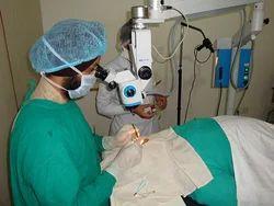 Cataract Surgery/ Safed Motia