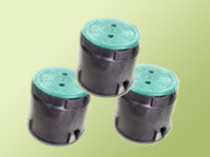 High Quality Polyplastic Earthing Pit Cover