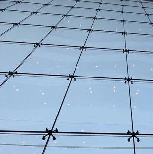 Tension Rod Spider Glazing System Arnav Architectural