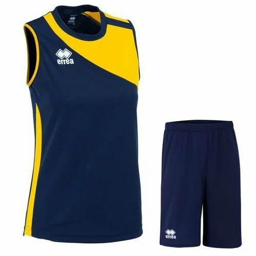 7dd304a8d ... Sports Uniform. Volleyball Kit