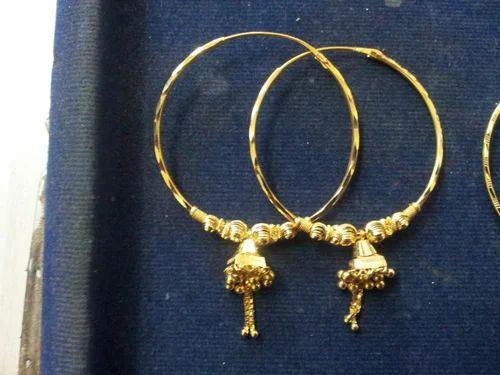 Gold Bali Bali Soni Bazar Rajkot Giriraj Jewellers ID