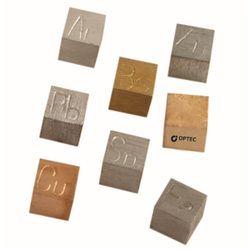 Cubes Metal & Non Metal