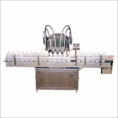 Fully Automatic Liquid Filling Machines