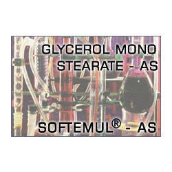 Glycerol Mono Stearate - AS