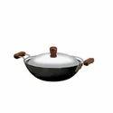 Deep Fry Pans (flat Bottom L-23)