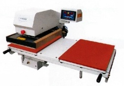 Automatic / Manual Heat Transfer / Fusing Press