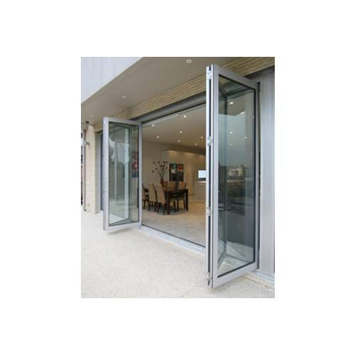 Aluminium Bi Folding Doors Coating