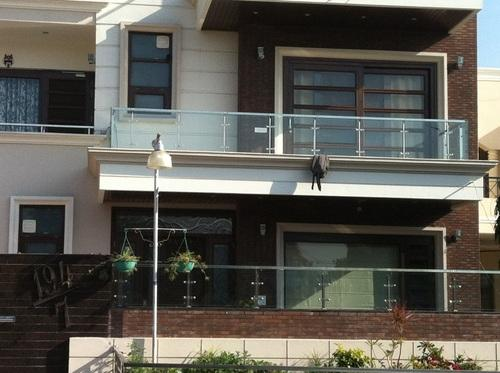 JSW Bar and Cable Modern Stainless Steel Railing, Rs 400 ...
