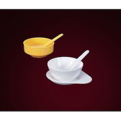 Acrylic Soup Bowl