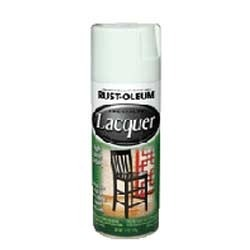 Rust Oleum Specialty Lacquer Clear Gloss Spray Paint