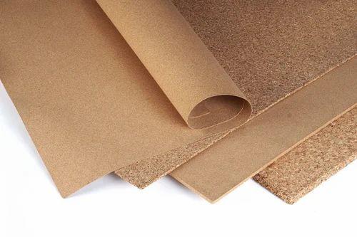 Agglomerated Cork Sheet