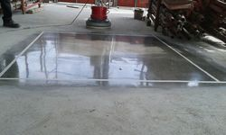 Workplace Concrete Polishing Services