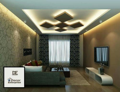 Gypsum board ceiling designs photos for Images decor gypsum