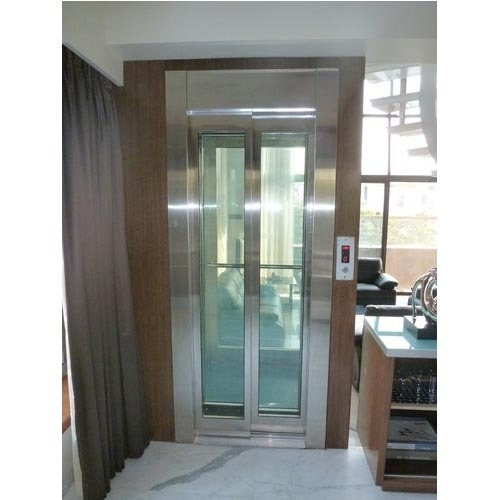 Glass door home lift hydraulic elevators and lifts ambe gaon glass door home lift planetlyrics Image collections