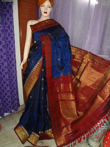 4e5da480a4 Gadwal Pure Silk Sarees - View Specifications & Details of Pure Silk ...