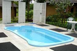 Prefabricated Swimming Pool - FRP Pools Manufacturer from New Delhi