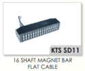 Staubli Dobby 16 Shaft Magnet Bar Flat Cable