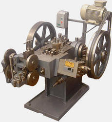 Wood Screw Machine