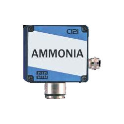 Ammonia Gas Detector for Cold Storage Or Refrigerant Plants Application