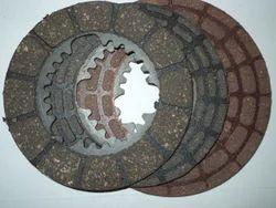 Mahindra Alfa Three Wheeler Clutch Plate