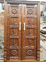 Carved Special Temple Doors