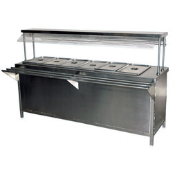 Bain Marie With Over Shelf