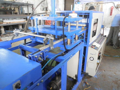 Europack Automatic Tray Forming Machine, 30 Kw, Rs 650000 /piece Europack Machines (India) Private Limited | ID: 7460286688