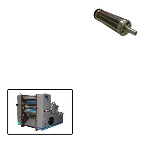 Magnetic Cylinder for Printing Machine