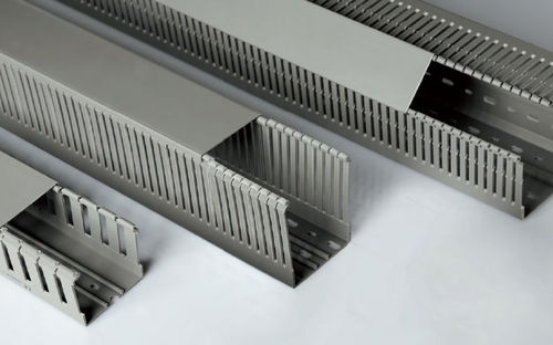 Cable Trunking Electric Wire Trunking Trunking Fitting Wire Trunking Metal Trunking Metal Cable Trunking In Mulund West Mumbai Universal Engineering Fabricators Id 9918374162