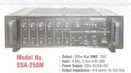 High Power PA Amplifiers - 1000 Watts High Power PA Amplifiers