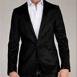 0de884f97eae Men's Black Blazer at Rs 1000 /piece | Mens Blazer | ID: 9687723312